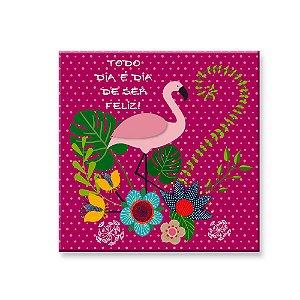 Bloquinho de Mesa Flamingo