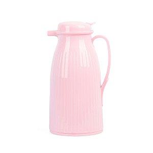 Garrafa Térmica Retrô Rosa Candy