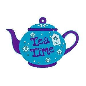 Descanso de Panela Bule Tea Time