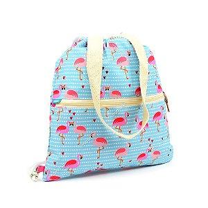 Mochila Bag Flamingo
