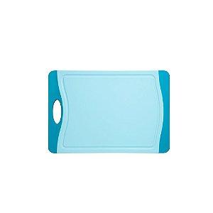 Tábua de Corte Antibacteriana Azul Pequena Neoflam