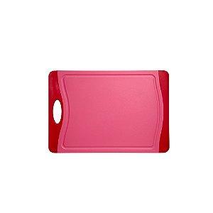 Tábua de Corte Antibacteriana Vermelha Pequena Neoflam