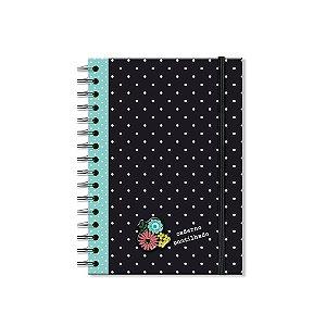 Caderno Pontilhado Poá