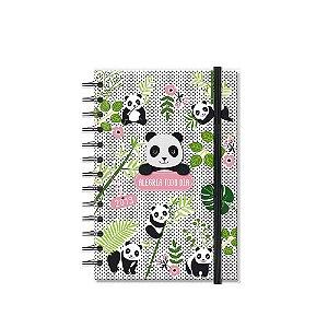 Agenda Semanal Panda Pequena 2019