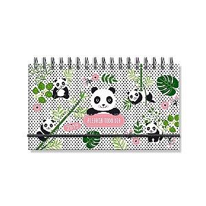 Agenda Semanal Panda Mini 2019