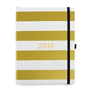 Agenda Semanal Gold Listrada 2019
