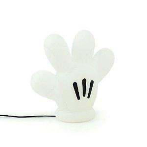Luminária Luva do Mickey