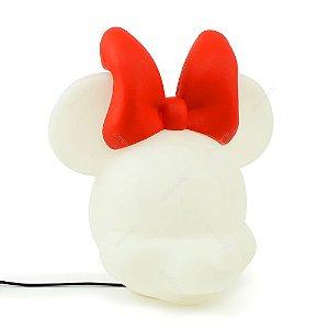 Luminária Minnie 3D