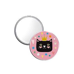 Espelho Pocket Gato