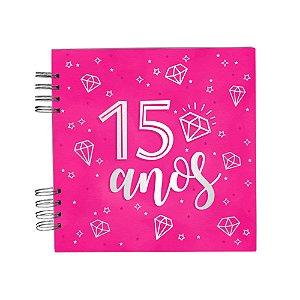 Álbum de Recordações 15 Anos Rosa Pequeno