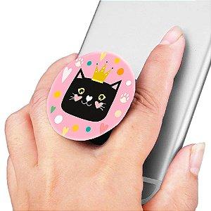 Pop Socket para Celular Gatos