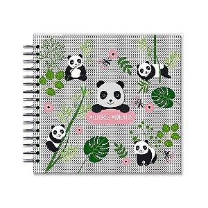 Álbum de Fotos Grande Panda