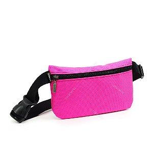Pochete Pequena Pink Neon