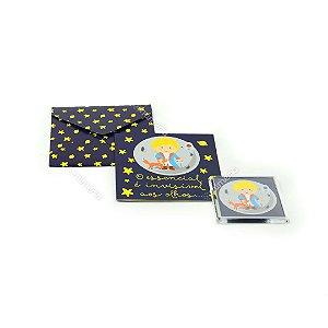 Kit Imã e Cartão Príncipe