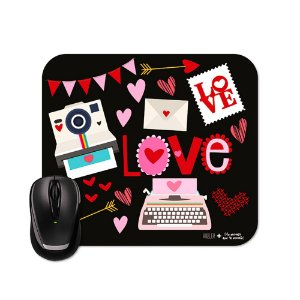 Mouse Pad Love
