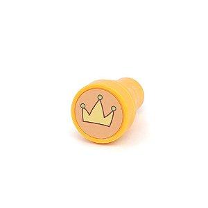Carimbo Reino Encantado Coroa