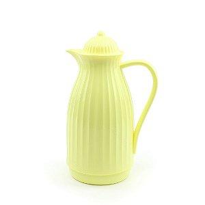 Garrafa Térmica Vintage Amarela