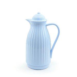 Garrafa Térmica Vintage Azul Claro