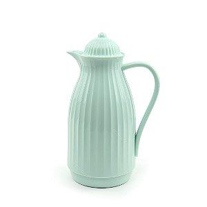 Garrafa Térmica Vintage Verde Água