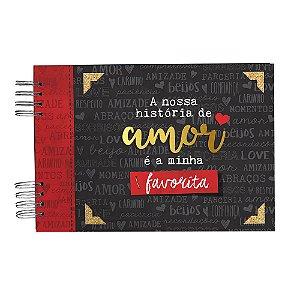 Álbum de Recordações A Nossa História de Amor