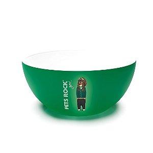Bowl de Cerâmica Pets Rock Reggae