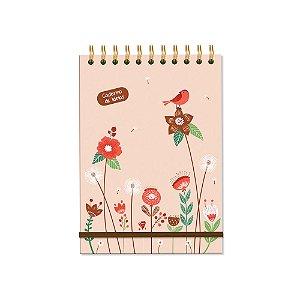 Caderno de Ideias Jardim