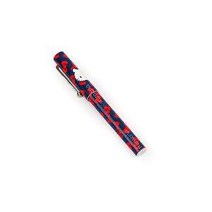 Caneta Esferográfica Hello Kitty Lacinhos Azul e Vermelha