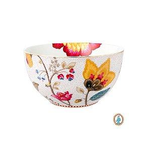 Tigela 15 Branco Floral Fantasy Pip Studio