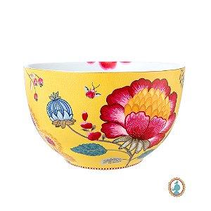 Tigela 23 Amarelo Floral Fantasy Pip Studio