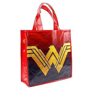 Eco Bag Logo Mulher Maravilha