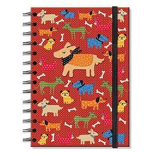Caderno Decorado Médio Pet
