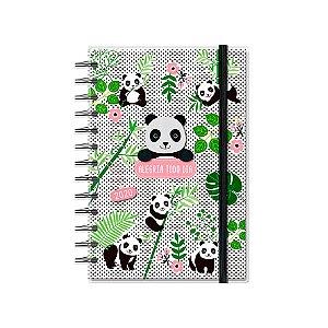 Agenda 2020 Diária Panda Média