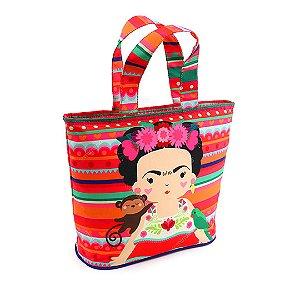 Bolsa Térmica Frida Colores