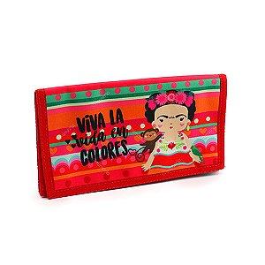 Necessaire de Viagem Frida Colores