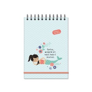 Caderno de Ideias Sereias