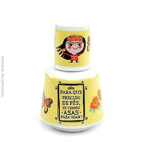 Moringa de Porcelana Frida