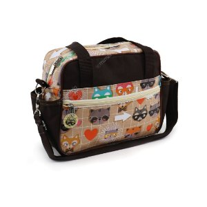 Bolsa de Viagem Pequena Guaxinim Craft