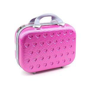 Frasqueira de Viagem Love Pink