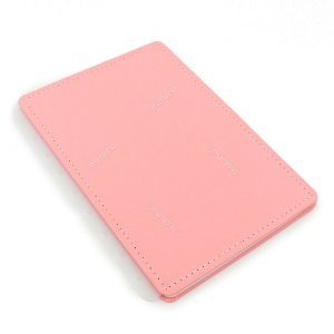 Capa e Contracapa Planner e Caderno Inteligente Médio Rosê Pastel