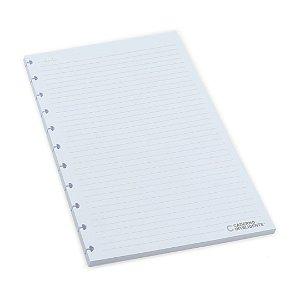 Refil Pautado para Planner e Caderno Inteligente Grande