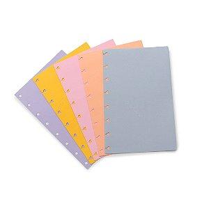 Refil Planner Maxi SF Colorido