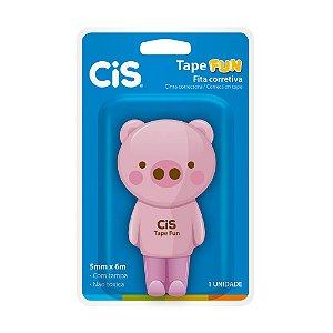 Fita Corretiva CIS Fun Porquinho