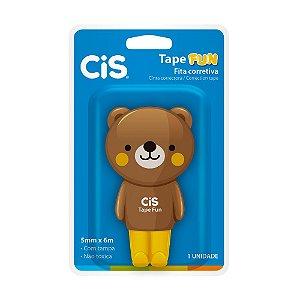 Fita Corretiva CIS Fun Urso