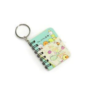 Mini Notebook Kawaii Verde