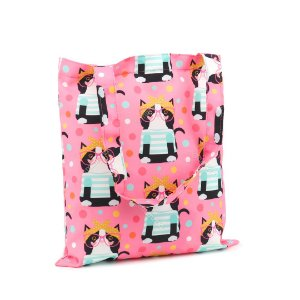 Bolsa Sacola Fun Happy Mia