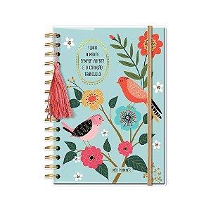 Planner Permanente Pássaros