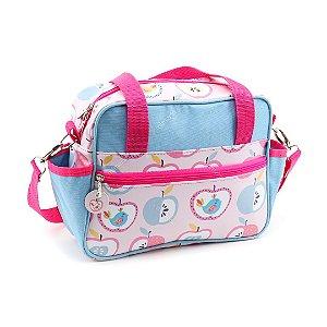 Bolsa de Viagem Pequena Maçã Encantada