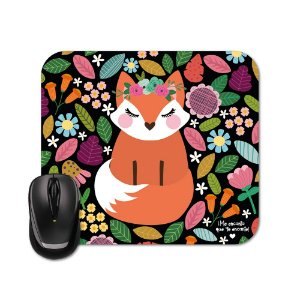 Mouse Pad Happy Raposa