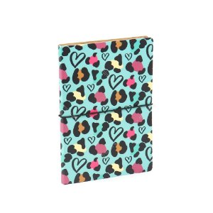 Caderno Duplo Love Print