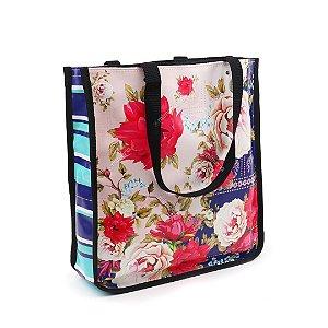 Bolsa Sacola Bag Sou Feita de Flor